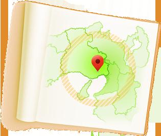 兵庫県 地図 画像