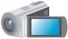 ビデオカメラ icon