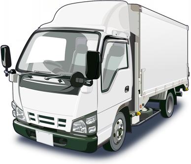 トラック 画像